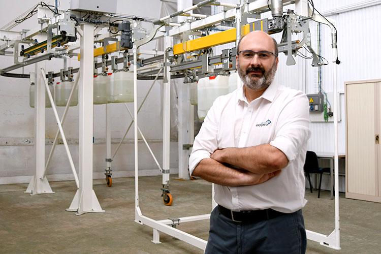 José Manuel López, director de I+D+I